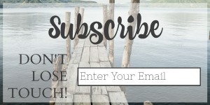 Subscribe to the Elsie Lane Newsletter